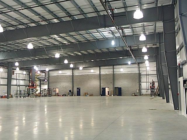 Charmant Warehouse Interior